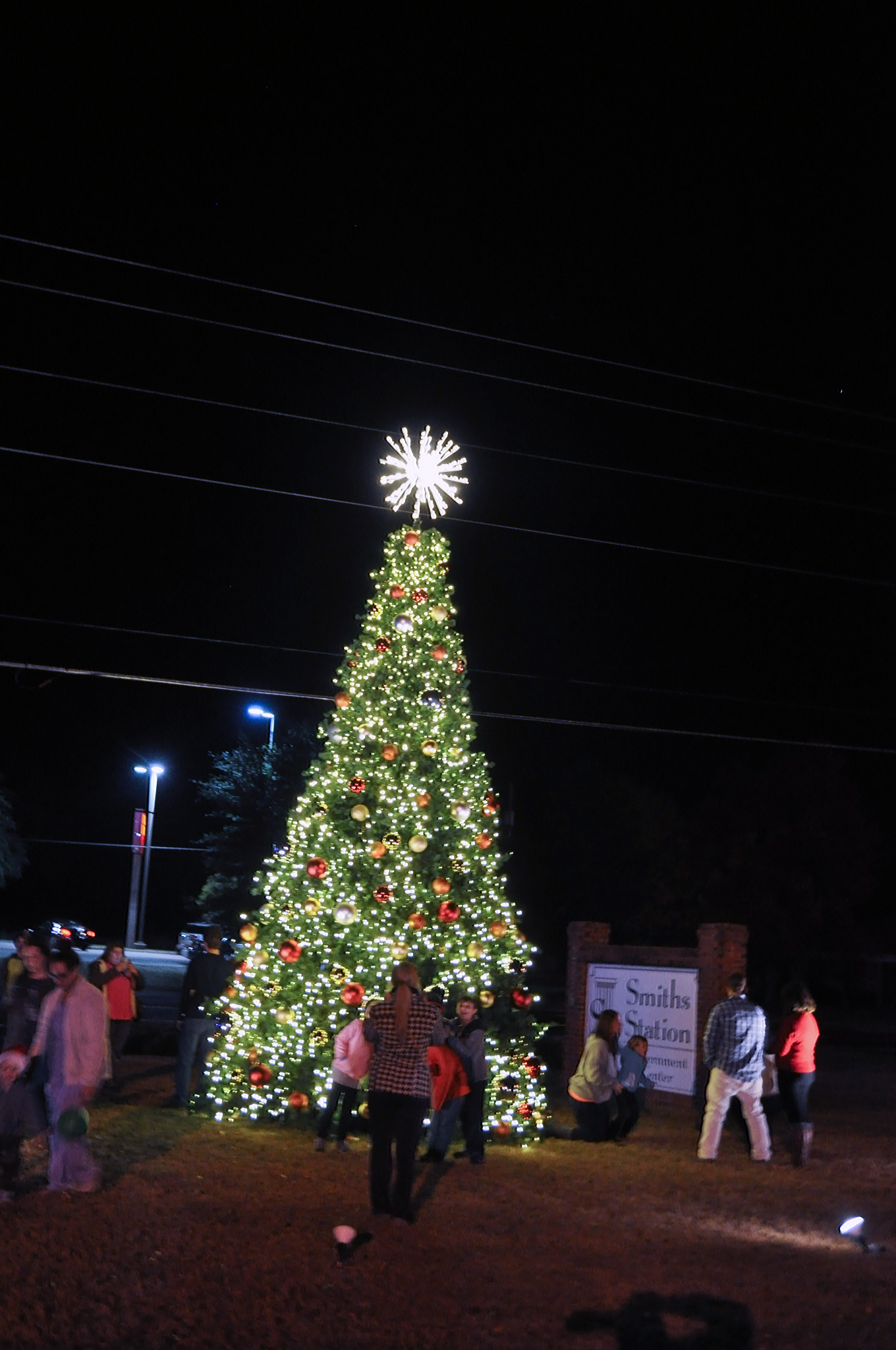 Smiths Station Christmas Tree Lighting - December 4th - City Of ...
